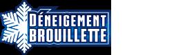 Déneigement Brouillette Logo